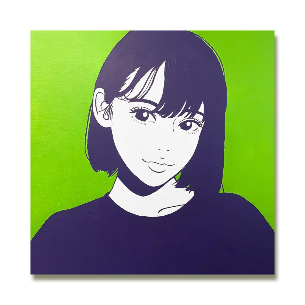 【GIRLY】-GREEN-