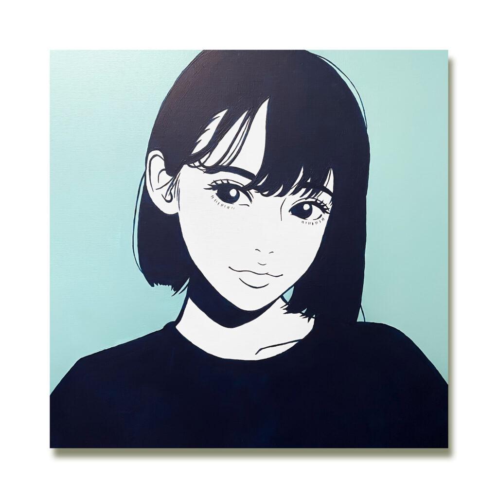 【GIRLY】-BLUE-